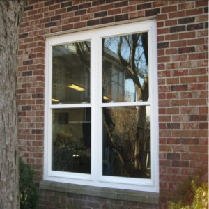 Replacement Windows Brick Wall