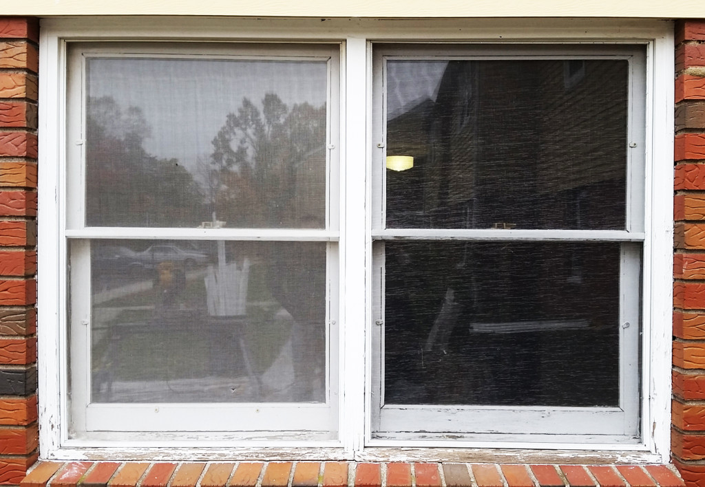 Old Windows Before Replacement